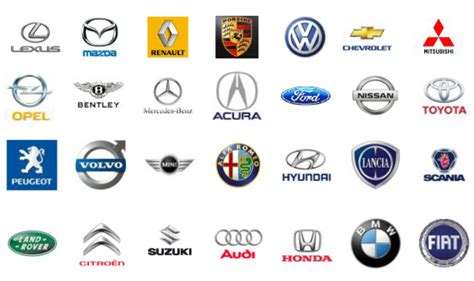 european car logos and names list european car logos and names imgkid com the image