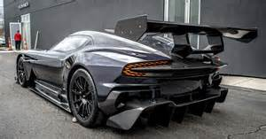 Second Aston Martins Second Aston Martin Vulcan Delivered To United States