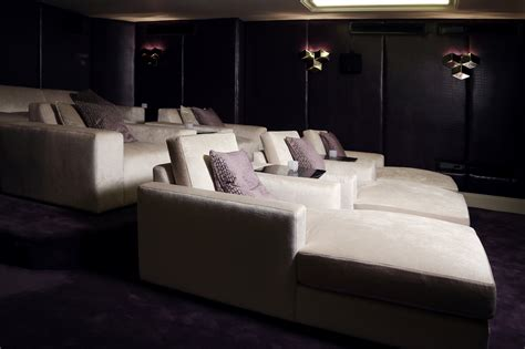 sofa cinema cinema room the sofa chair company