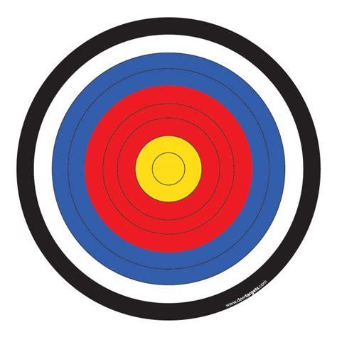 printable 11x17 targets template printable targets