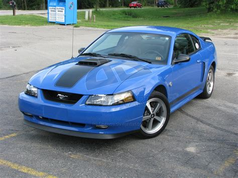 2004 ford mustang mach 1 owners manual