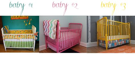 Safe Paint For A Crib by In Transition Baby Boy Nursery How I Repainted