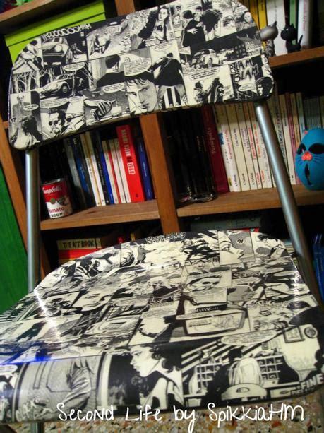 decoupage fumetti tutorial tutorial sgabelli decoupage a fumetti paperblog