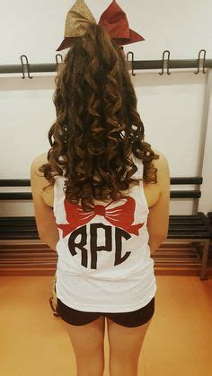 Cheerleading Hairstyles by 1000 Ideas About Hairstyles On