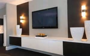 tv on the wall ideas flat screen tv mounting ideas decocurbs com amazing