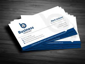 business card ideas for consultants modern serious business card design design for