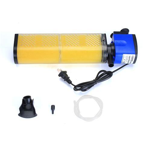 Pompa Oxygen Aquarium submersible oxygen submersible filter aquarium