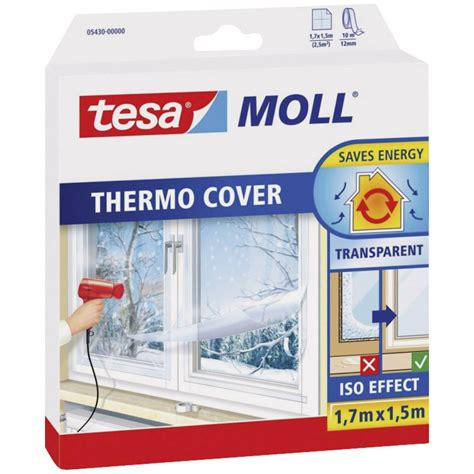 thermo cover tesa moll insulation sheet tesa tesamoll 174 thermo cover transparent