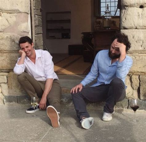 matthew rhys matthew goode wine show matthew goode and matthew rhys the wine show 2016