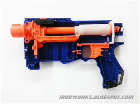 Nerf N Strike Elite Retaliator Ready Stock mod works nerf n strike elite retaliator mod guide