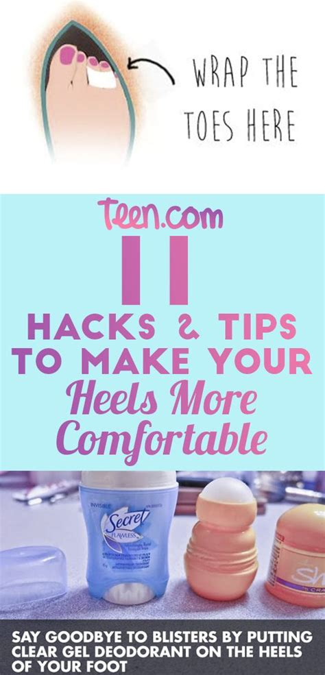 how to make your high heels comfortable 11 hacks tips to make your heels more comfortable you