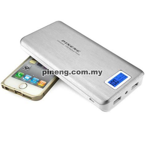 Power Bank Pineng 20000mah pineng pn 999 20000mah power bank silver