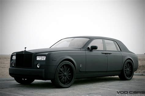 matte rolls royce matte black rolls royce by specialty car craft lotustalk