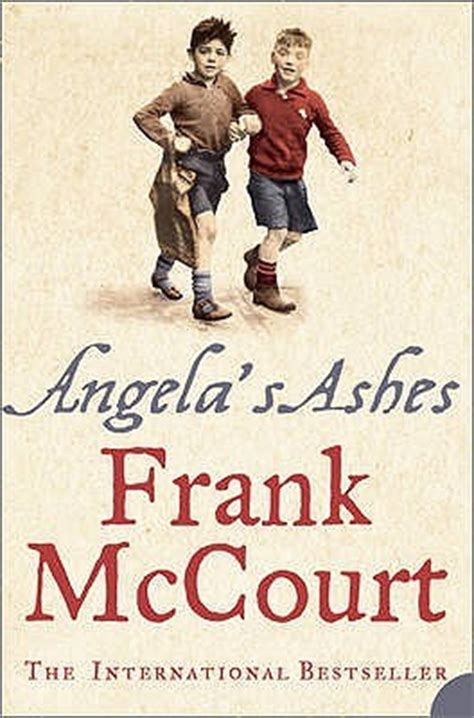 ashes books angela s ashes frank mccourt 1 by frank mccourt