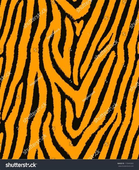 pattern illustrator tiger tiger skin seamless pattern animal background stock vector