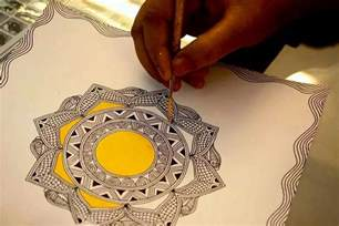 Divine Design by Quick Guide To Madhubani Paintings Indianbijou