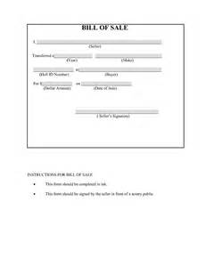 simple bill of sale template best photos of simple bill of sale sle sle of boat