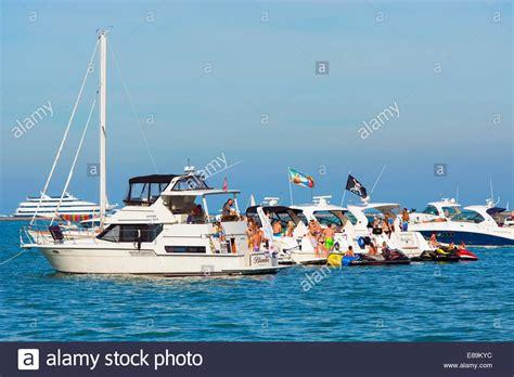 chicago scene boat party playpen oak street beach play - Chicago Boat Party Playpen