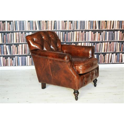 Chesterfield Wing Armchair by Antique Leather Wingback Chesterfield Armchair By Majeurs Chesterfield Notonthehighstreet