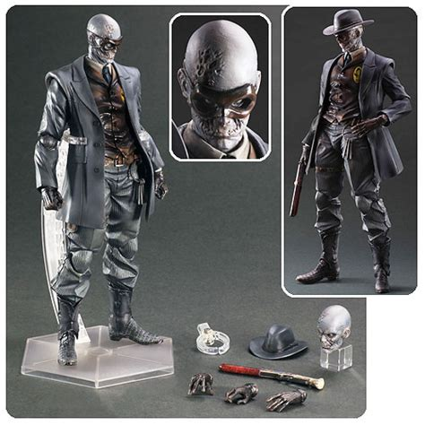 mgs 5 figures metal gear solid 5 skull play arts figure
