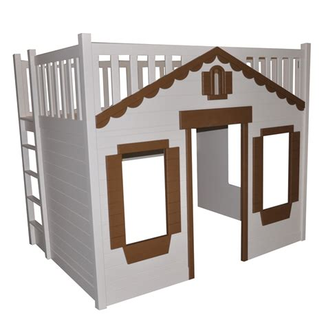 fort bunk bed fort presley loft bed