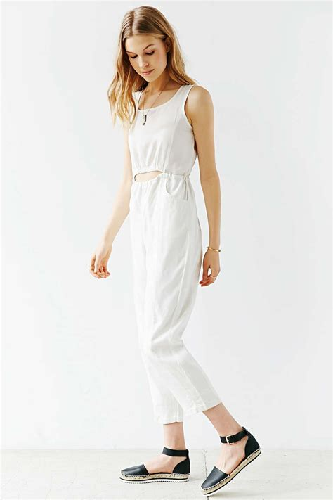 dream boat urban samantha pleet x uo dreamboat jumpsuit urban outfitters