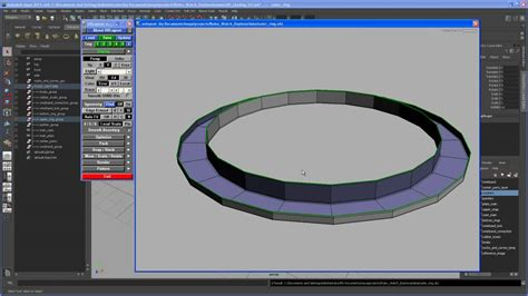 uv layout video tutorial modeling tutorial in maya rolex daytona watch part 41