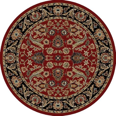 Concord Global Trading Ankara Sultanabad Red 7 Ft 10 In 7 Ft Rugs