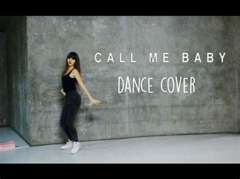 tutorial dance call me baby exo quot call me baby quot dance cover mv version youtube