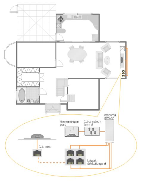 wireless plans for home network layout floor plans office