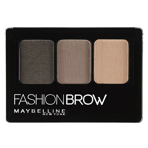 Maybelline Fashion Brow 3d maybelline fashion brow 3d brow nose palette professional