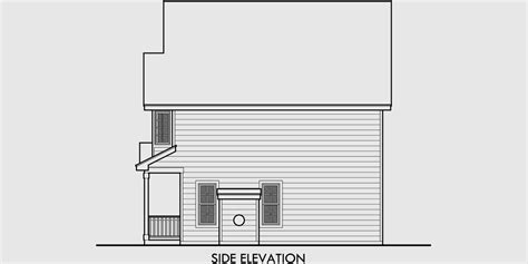 Design A Floorplan by Victorian Narrow Lot House Plan Front Bay Window