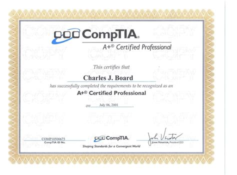 Help Desk Certification Comptia by It Hardware Technician Computer Hardware Technician