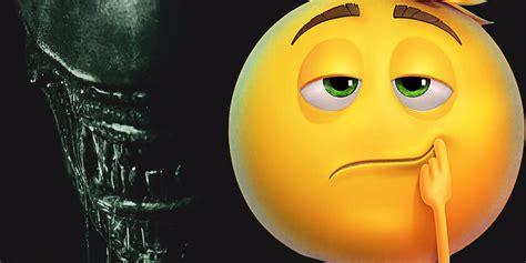 emoji film neus pijl alien covenant emoji movie top social media buzz