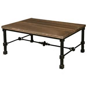 Iron And Wood Coffee Tables Wooden And Wrought Iron Coffee Table Coffee Tables Ideas