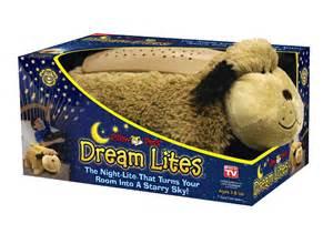 pillow pet lites a snuggly nightlight for children
