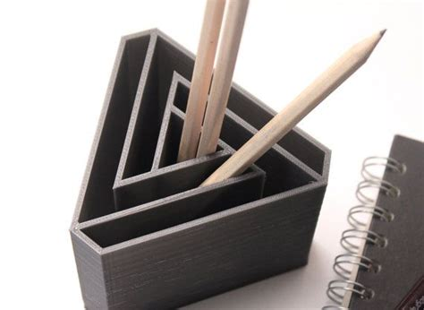 desk pencil holder best 25 pen holders ideas on pencil holder
