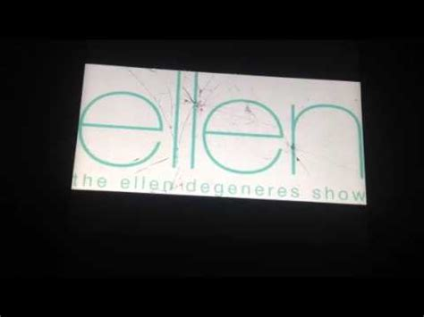 ellen degeneres theme song the ellen degeneres show theme song youtube