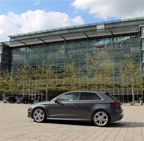 Audi Zentrale Ingolstadt by Vw Abgas Aff 228 Re Razzia Bei Audi Drei Stunden Vor Der
