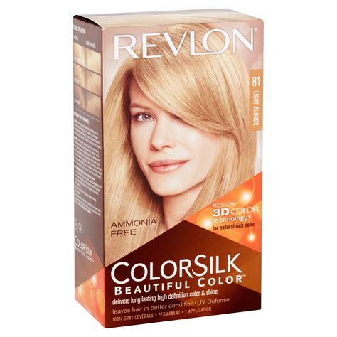 revlon hair color chart ten ideas to organize your own revlon colorsilk hair color