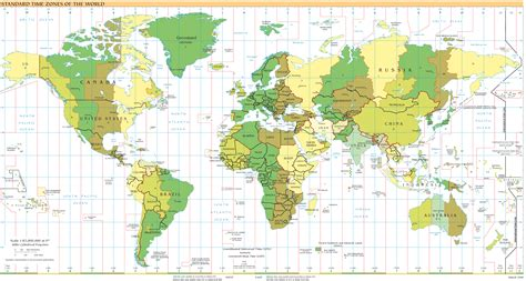 time zone map world time zone calculator
