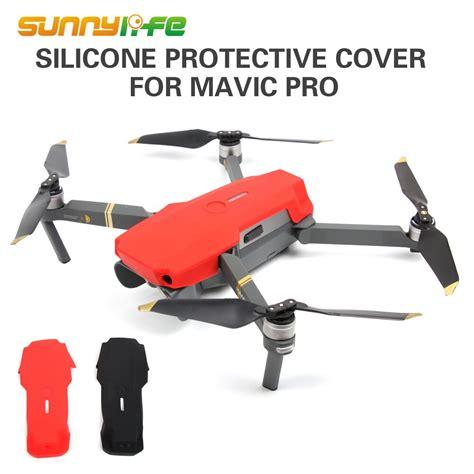 dji mavic pro mini rc quadcopter drone body silicone silica gel cover case multi color anti