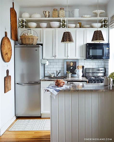 Small Kitchen Ideas Apartment 1000 Ideas About Small Apartment Kitchen On Shelves Open Shelving And Interiors