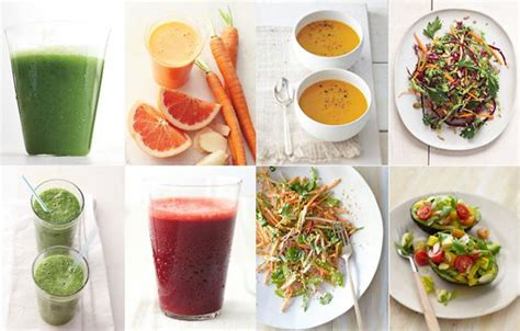 Detox Diet Foods Allowed by Juice Detox Why How Free Juice Cleanse Recipes