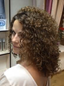 photos of mid lengh permed hair medium curl medium length perm curly hair perms