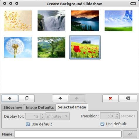 cara membuat slideshow wallpaper di cara membuat walpaper slideshow di ubuntu quot quot english