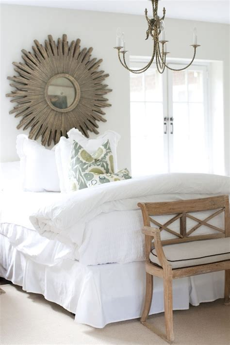 mirror headboard diy mirror instead of a headboard home decorating diy