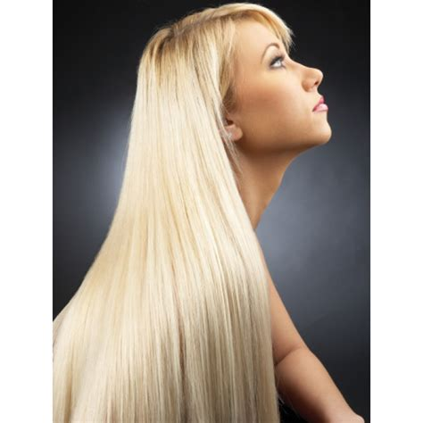 platinum blonde weave platinum blonde human hair weave triple weft hair extensions