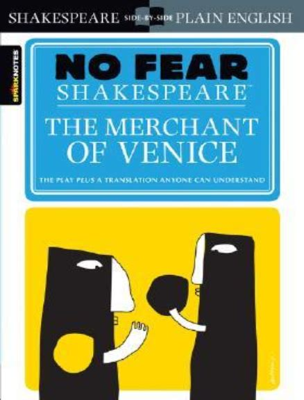 macbeth afraid of the stairs books buy book no fear shakespeare merchant of venice