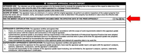 Appraisal Addendum Letter Appraiser Fee Disclosure Sle Active Appraiser Car